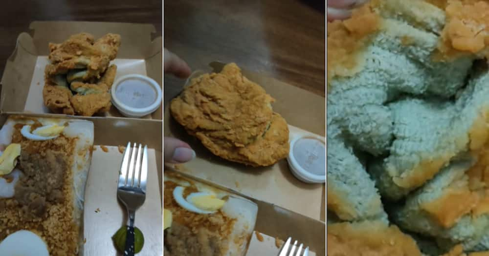 Woman Orders Fried Chicken, She Gets a Deep-Fried Towel Instead