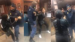 Police investigating video of women being violently turned away from station