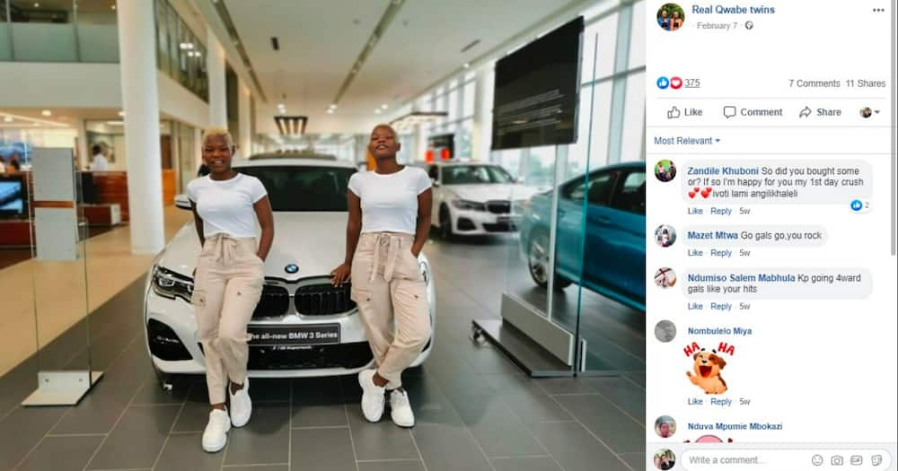 Qwabe twins top music charts following dramatic Idols SA exit
