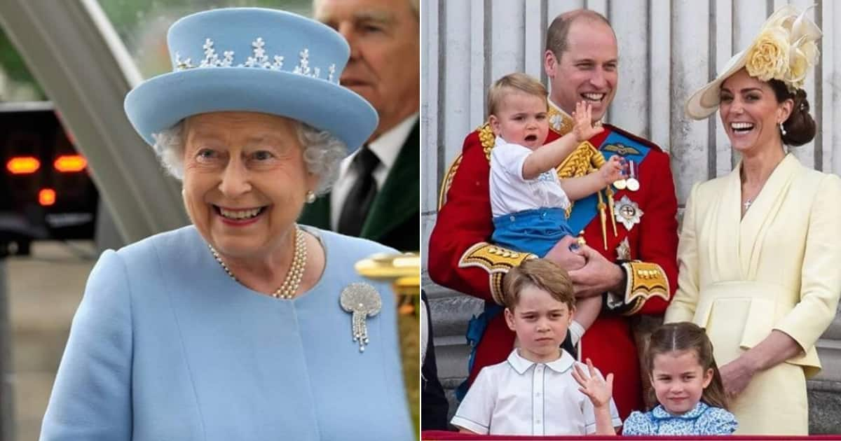 Royal Family: The Queen hands Prince William a new position - Briefly.co.za