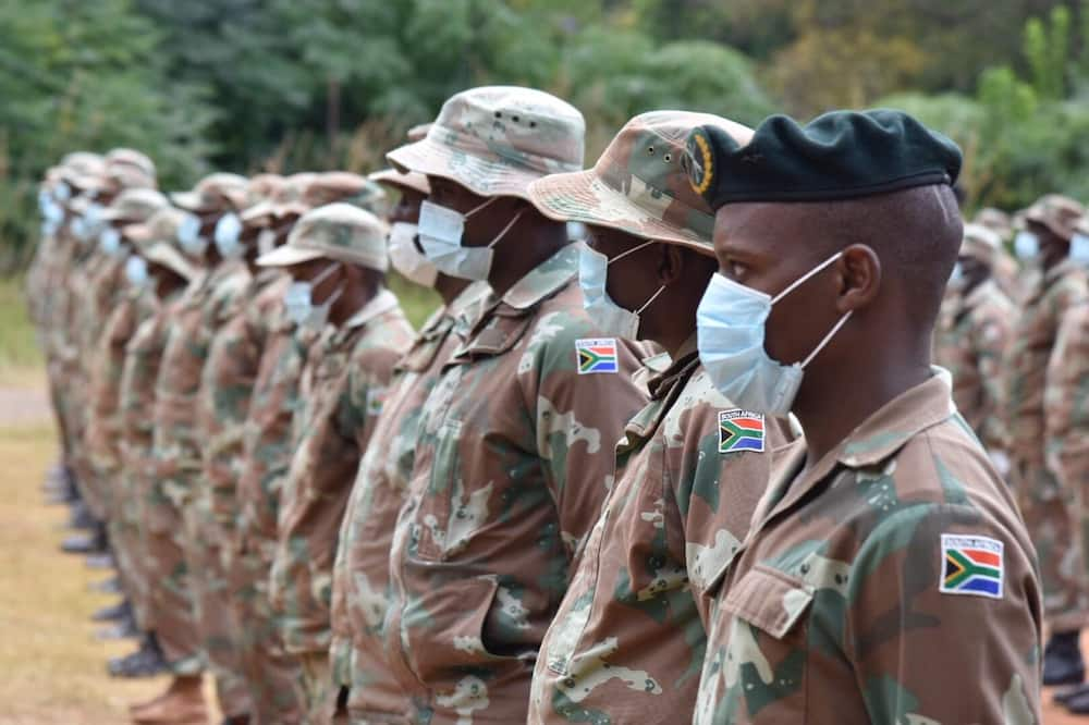 The South African Military Health Service
