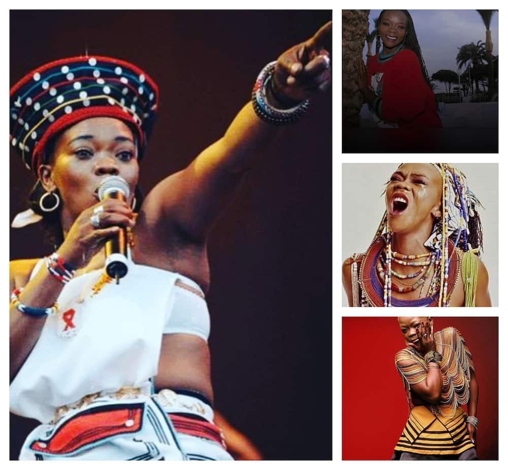 Famous South African musicians of all time