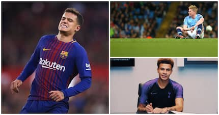 Rated - 5 most valuable midfielders in the world at the moment