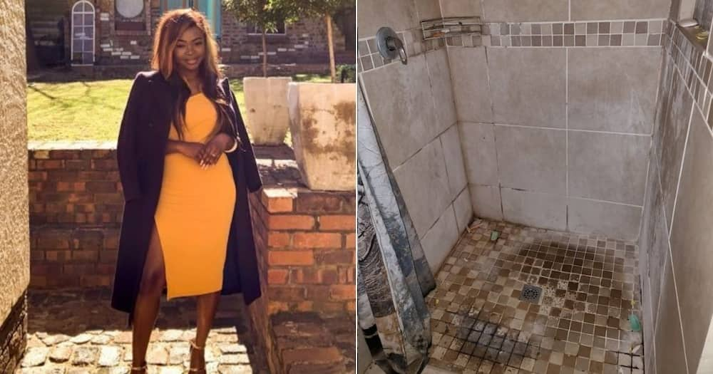 Hayi Bo: Irked Local Landlord Shares Photos of Her Property Damaged by Tenant
