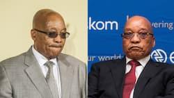 Jacob Zuma Foundation worried about former president's health