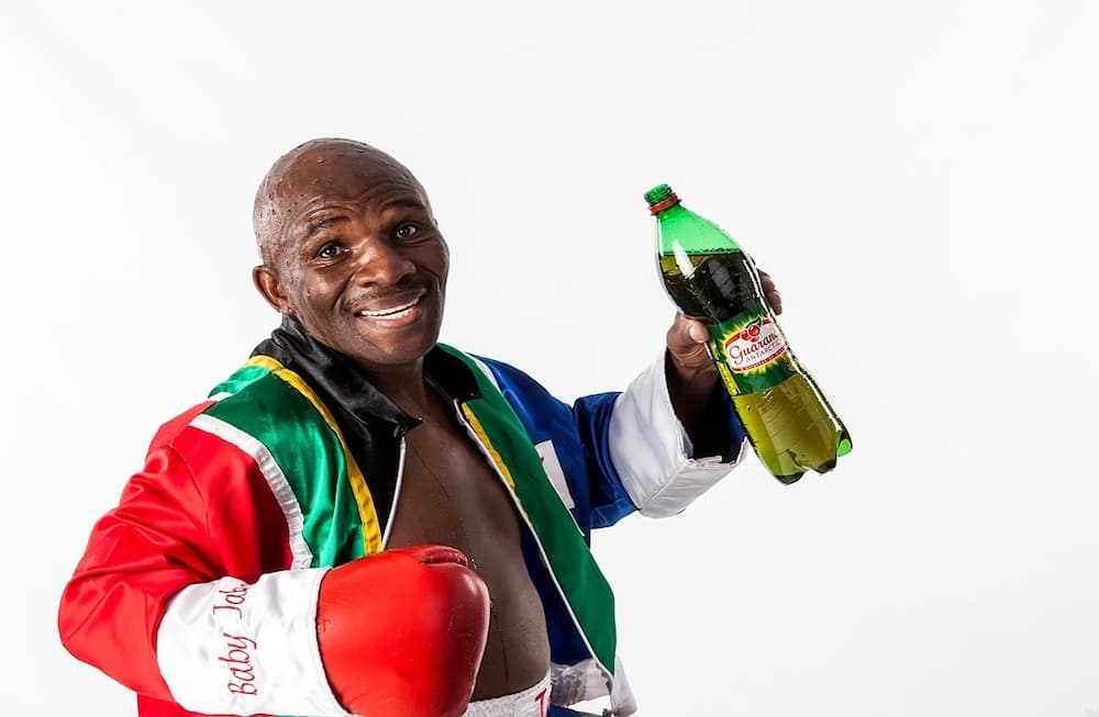 Current South African boxers