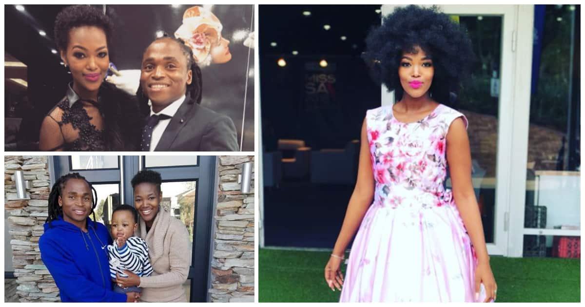 Bokang Montjane-Tshabalala on handling a long-distance relationship