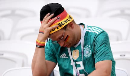 World Champions Germany knocked out of World Cup by loss to South Korea