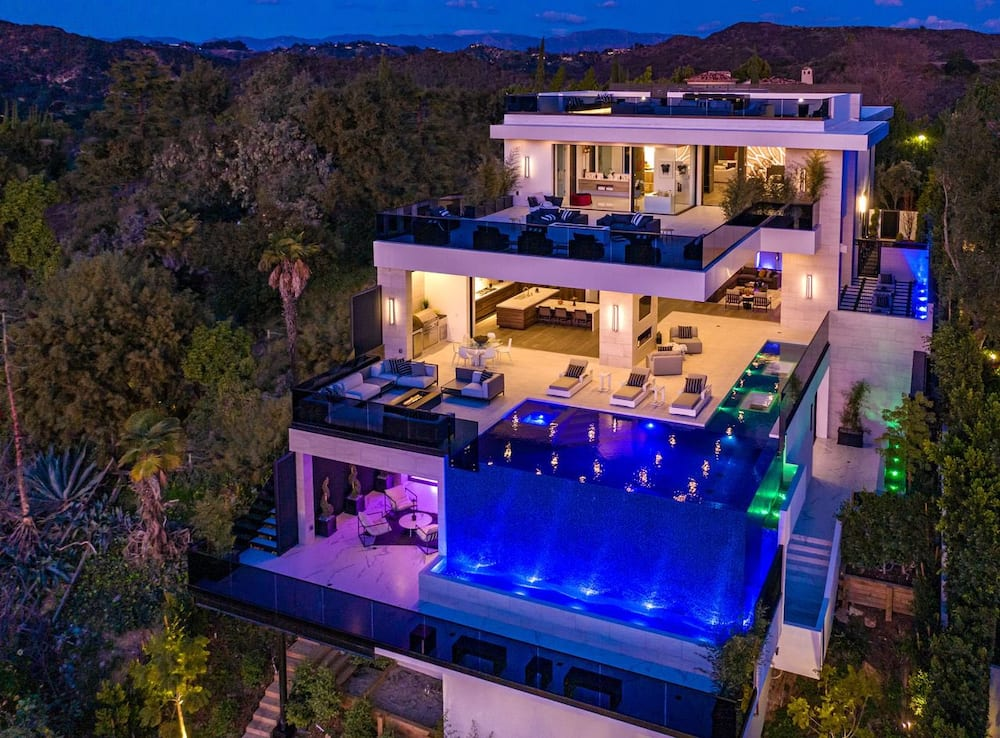 Most expensive celebrity homes 2020