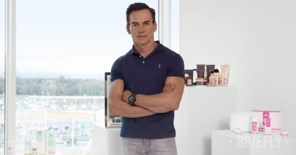 Meet billionaire Matthew Moulding who made his fortune with protein shakes, dvds