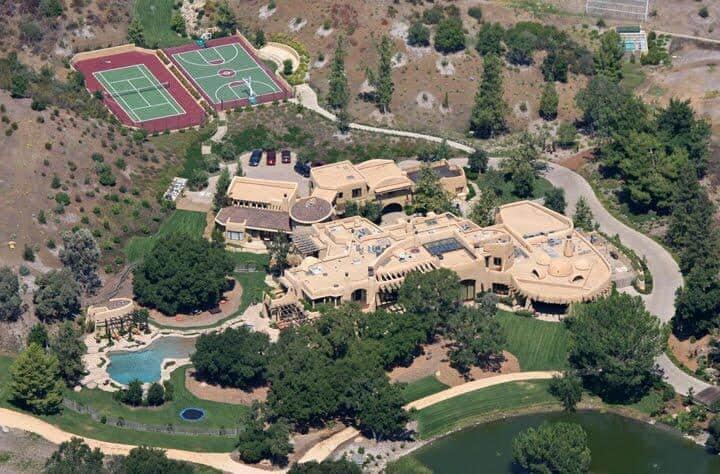 celebrity homes for sale 2019