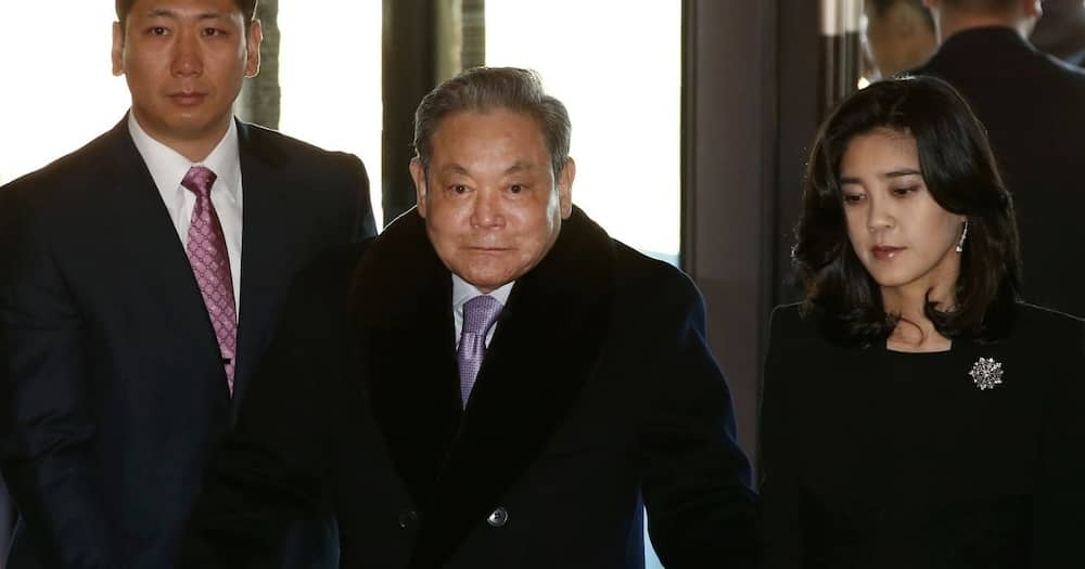 Samsung Chairman and billionaire Lee Kun-hee passes away at age 78