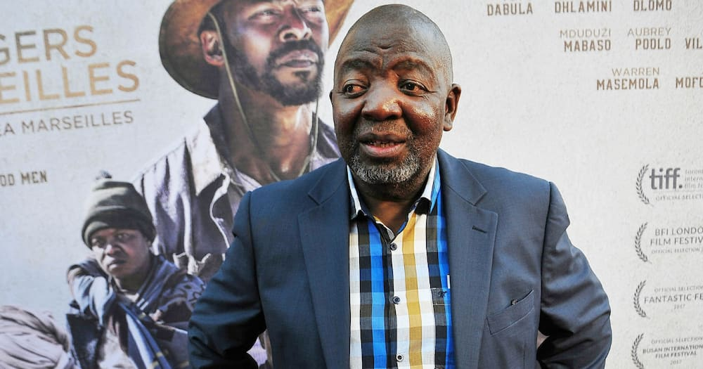 Actor Jerry Mofokeng fights and overcomes battle with cancer