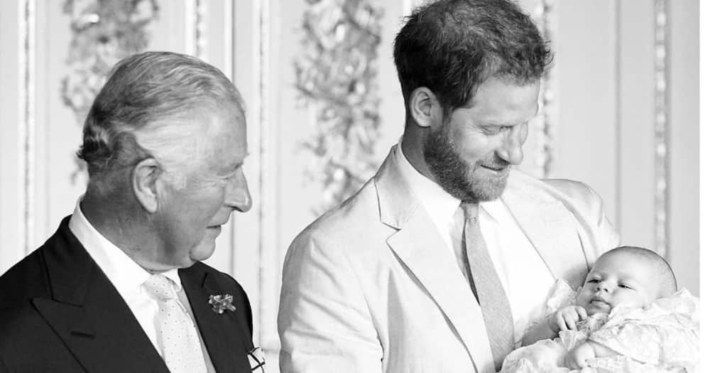 Queen, Prince Philip were not behind Meghan Markle's son skin colour remarks