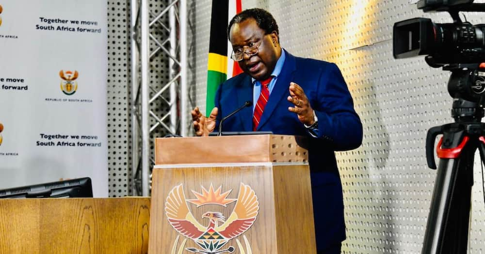 Covid-19 update: Mboweni ends emergency deals, deaths reach 9 298