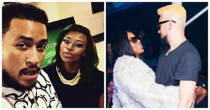 Ain't no 'coincidence': DJ Zinhle and AKA have been caught out again