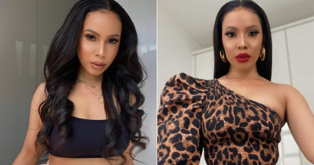Thulisile Phongolo slams women who put their boyfriends 1st