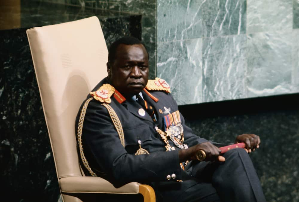 African warlords and dictators