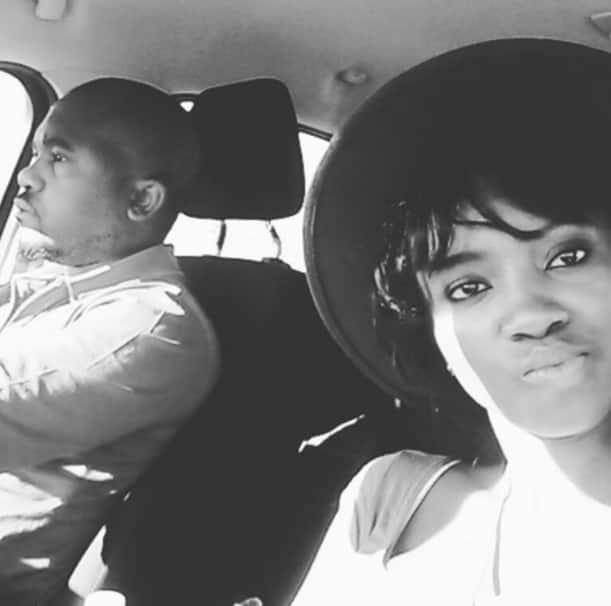 siyabonga twala and his wife