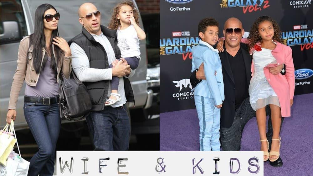 Vin Diesel kids