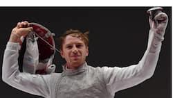 Race Imboden: age, girlfriend, Tokyo 2020, fencing career, worth, profiles