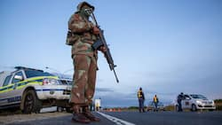 SANDF deploys 2 500 soldiers to Gauteng and KZN to curb violent protests
