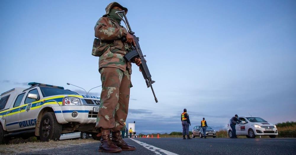 Soldiers 2 500, deployed, KwaZulu-Natal, curb violent protest
