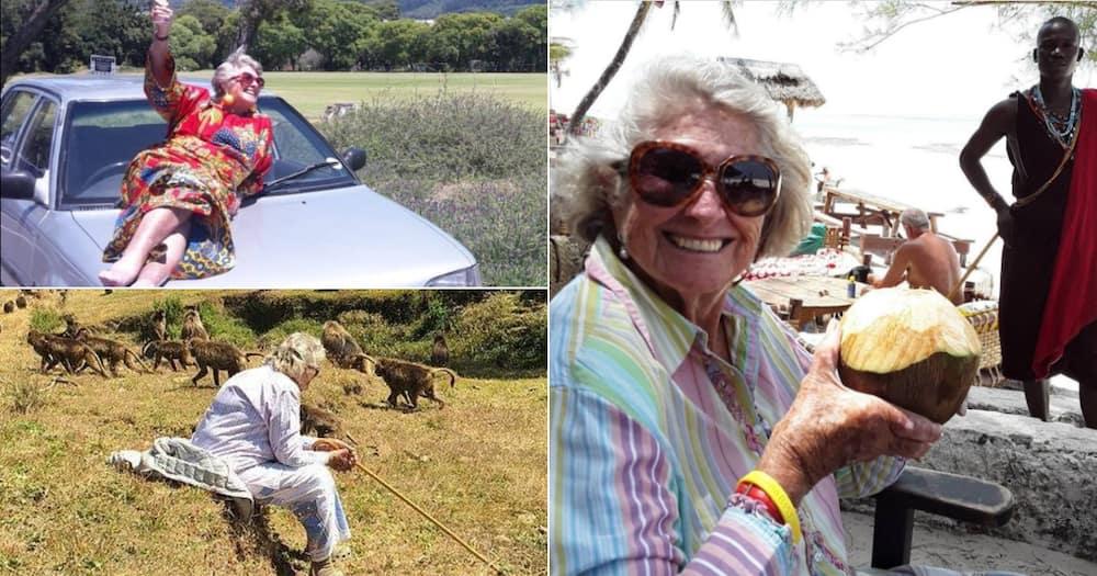 Julia Albu, 84, Dies, My African Conquest, Travel, Africa