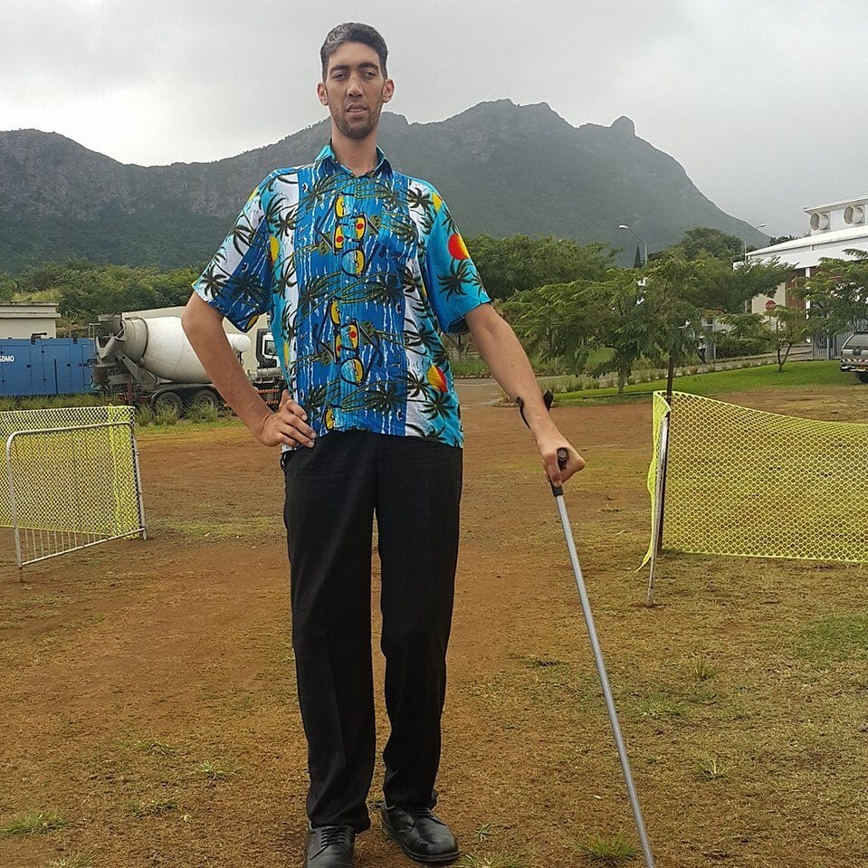 10 tallest man in the world