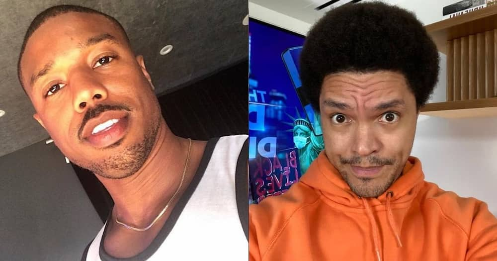 Michael B Jordan Invites Trevor Noah to Gym, Shares Hilarious Response
