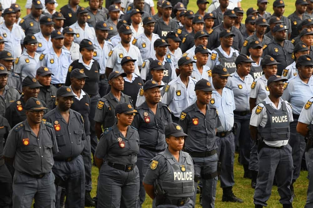 How to apply for SAPS training college