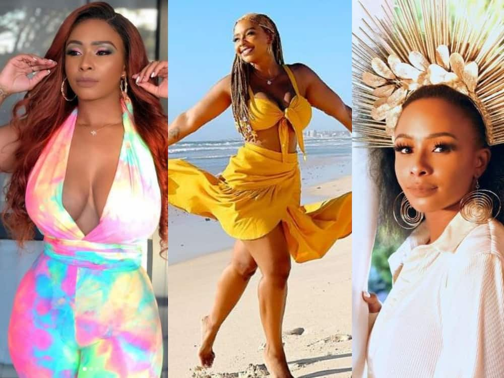 Top 10 South African female TV presenters