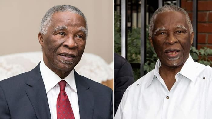 """Thabo Mbeki says ANC declined: """"Fetching Mbeki from history dustbins to campaign for the ANC won't help"""""""