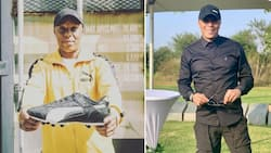 """""""Living legend"""": Doctor '16V' Khumalo trends as Saffas remember his glory days"""