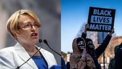 Helen Zille sparks outrage by questioning BLM and Mozambique attacks
