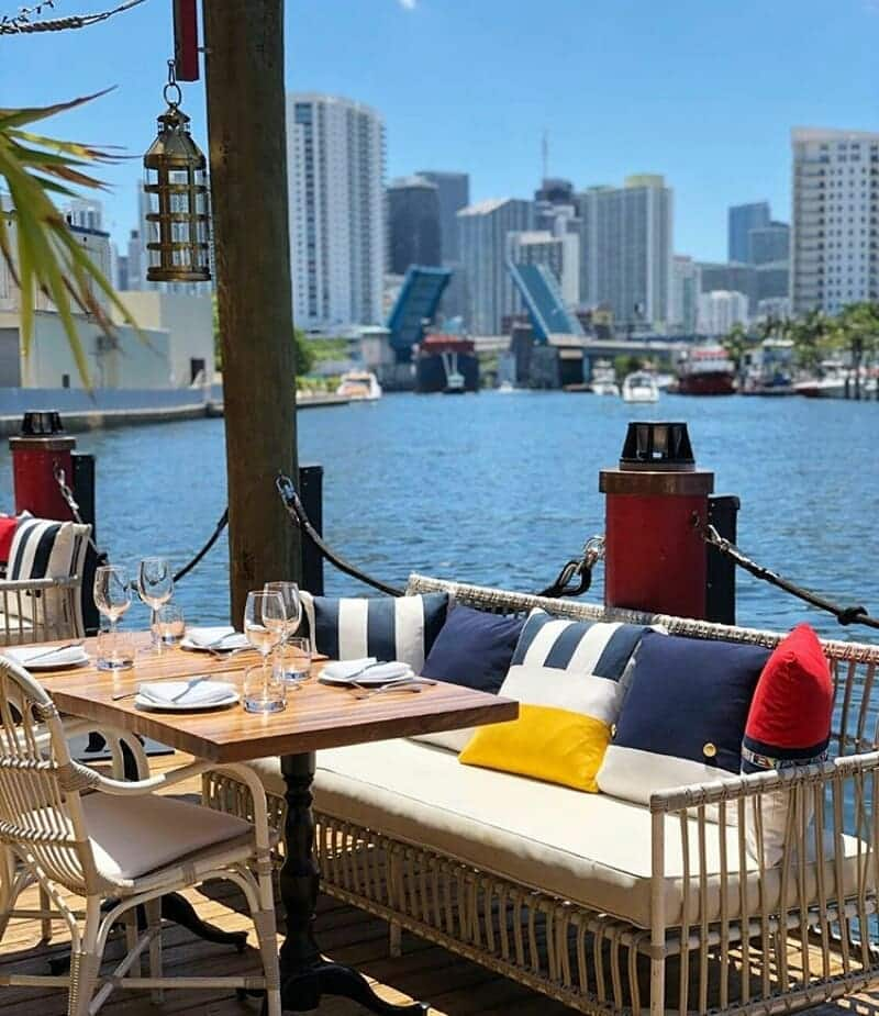 Waterfront Restaurants In Cape Town