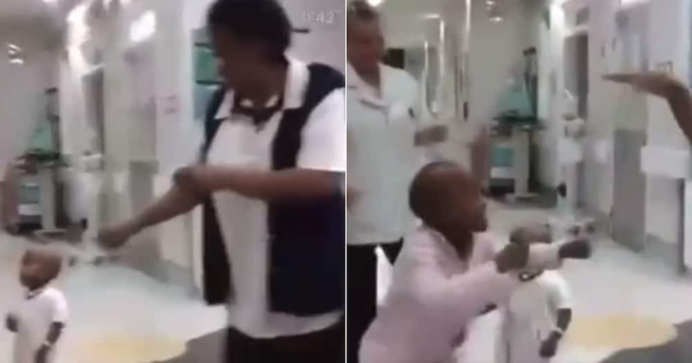 Nurse, Dancing, Cancer patients, viral video, Twitter reactions
