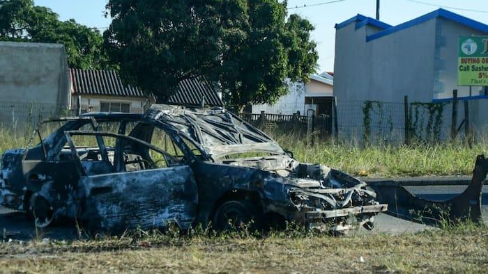 Ntshavheni says government was 'decisive' in condemning Phoenix violence
