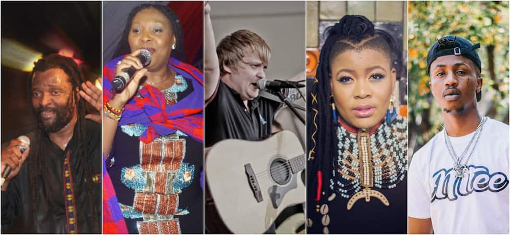 List of Top Famous SA (South African) Musicians 2020 ▷ Briefly SA
