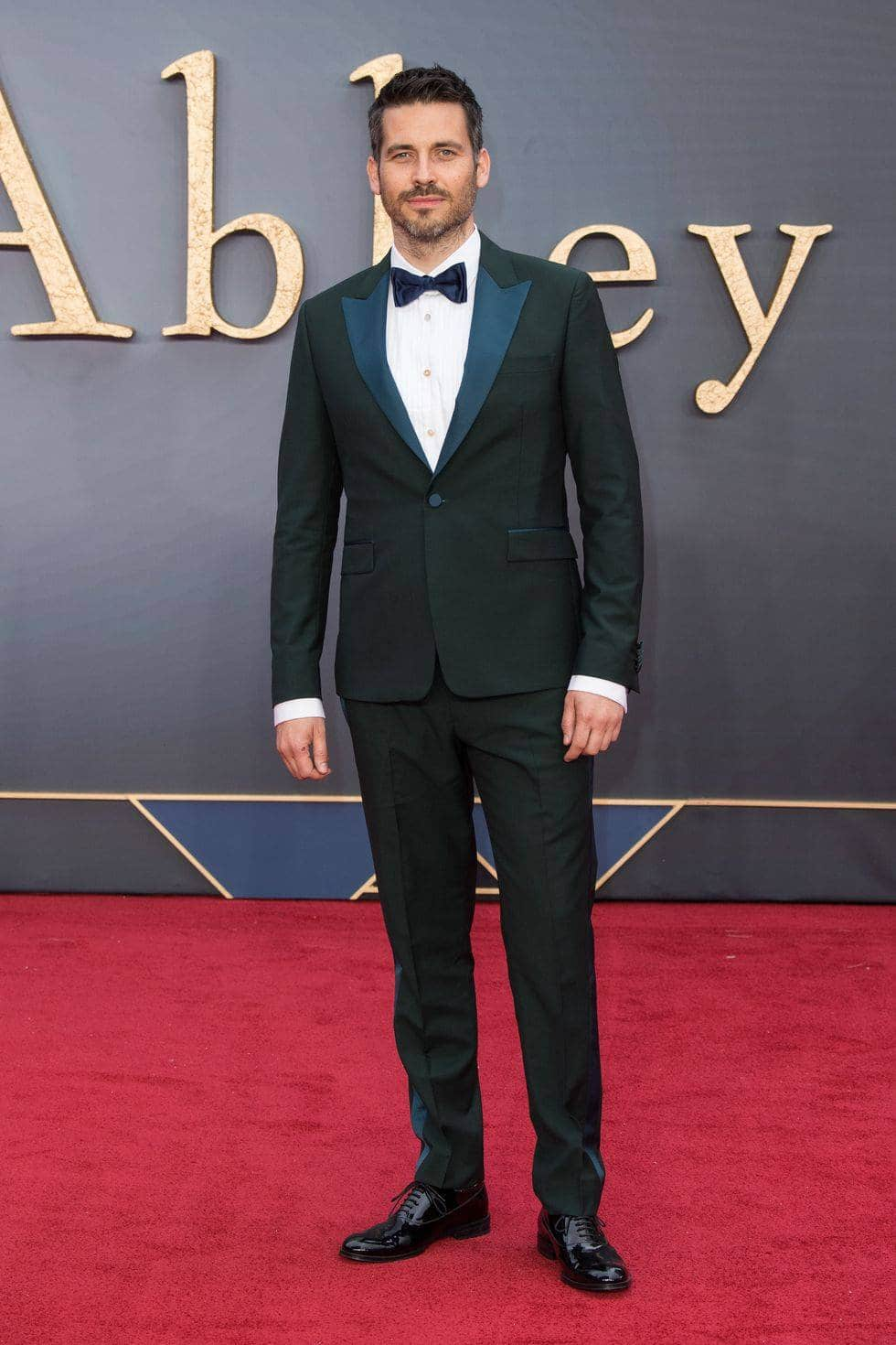 What happened to Robert James-Collier?