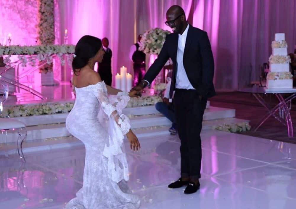 mbali mlotshwa and black coffee wedding black coffee wedding black coffee's wedding