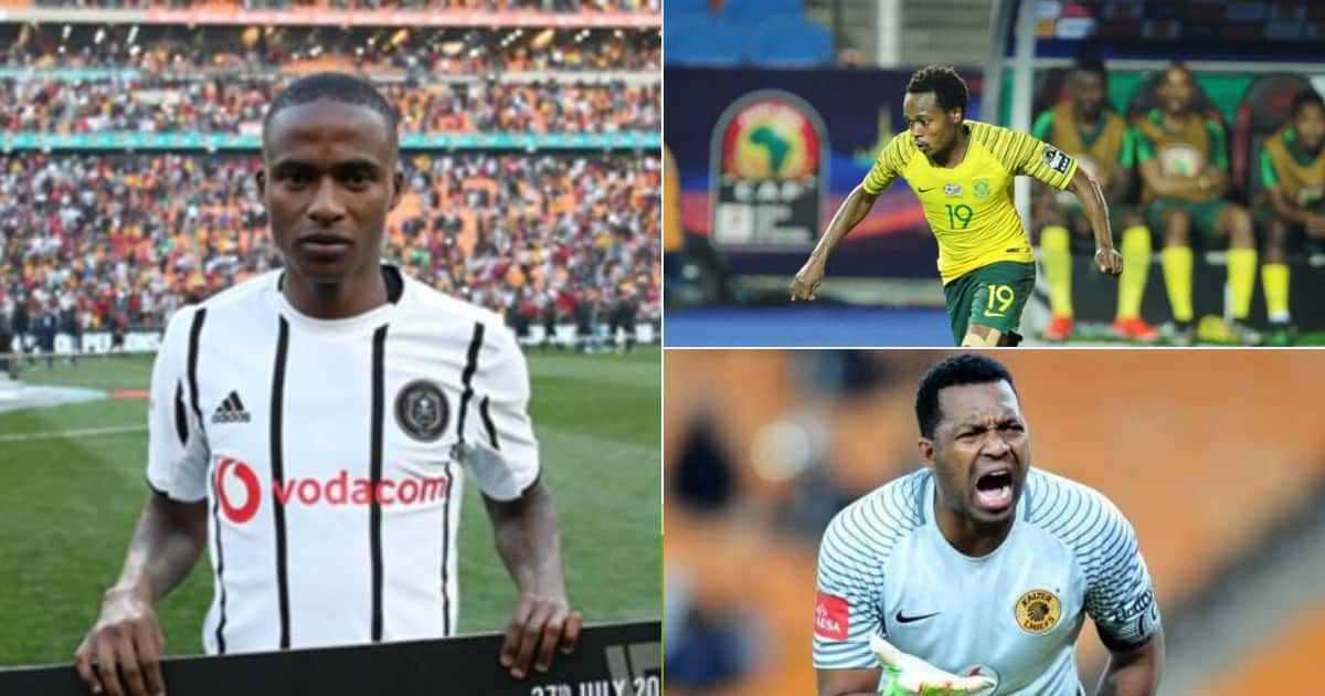SAFA announce South African squad for 2020 Olympics, but Khune snubbed