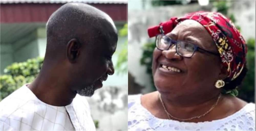 I married when I was still in love with someone else - Ebo Whyte confesses as he celebrates wife of 37 years