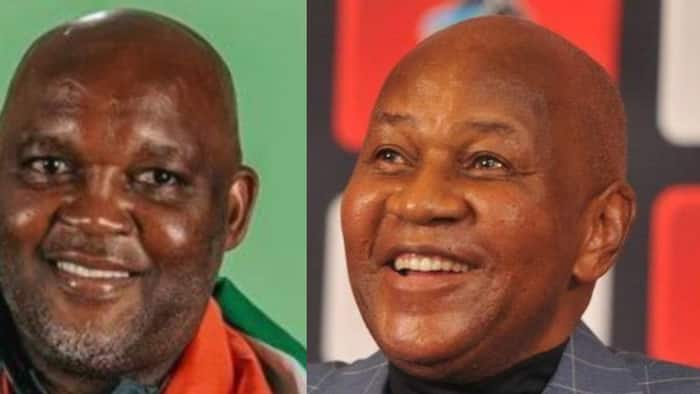 Pitso congratulates Motaung for reaching CAF Champions League finals