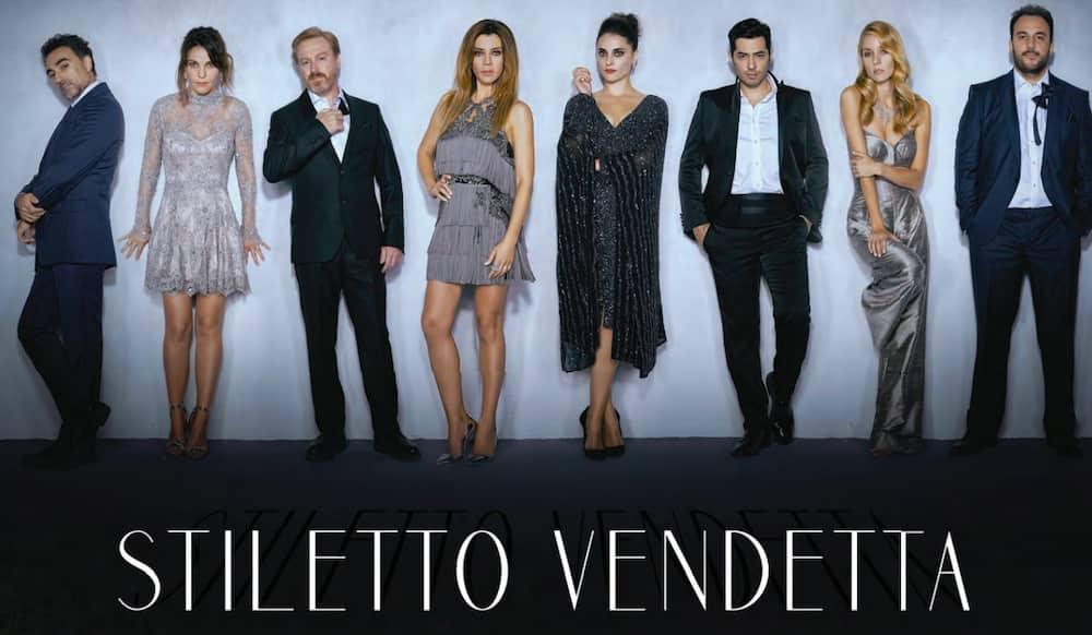 Stiletto Vendetta 2 teasers