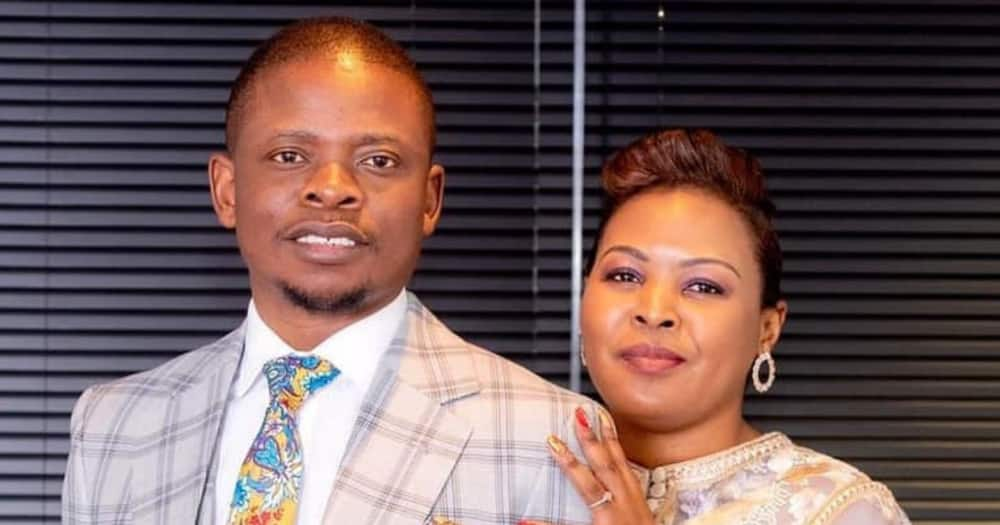 Prophet Shepherd Bushiri and his wife Mary's supporters are praying for divine intervention. Photo credit: Facebook/@shepherdbushiriministries