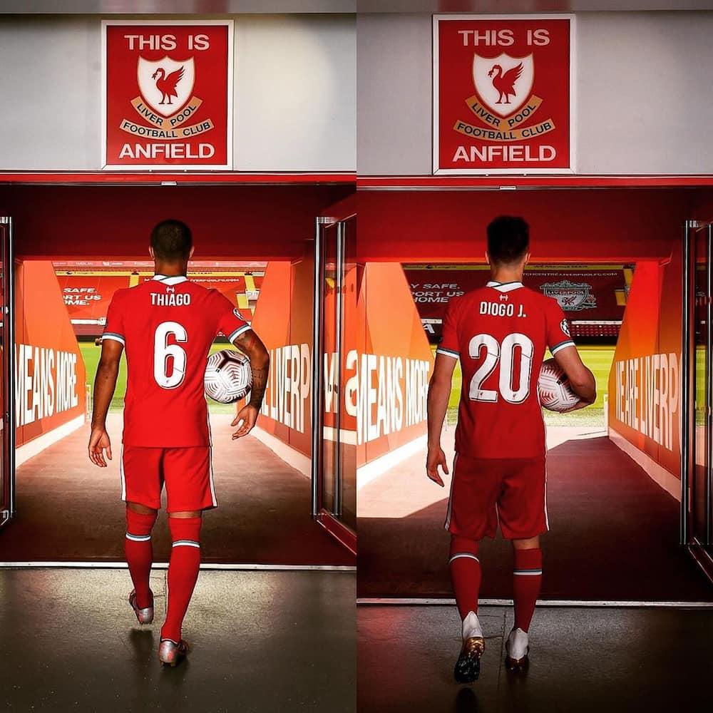 Liverpool trophies