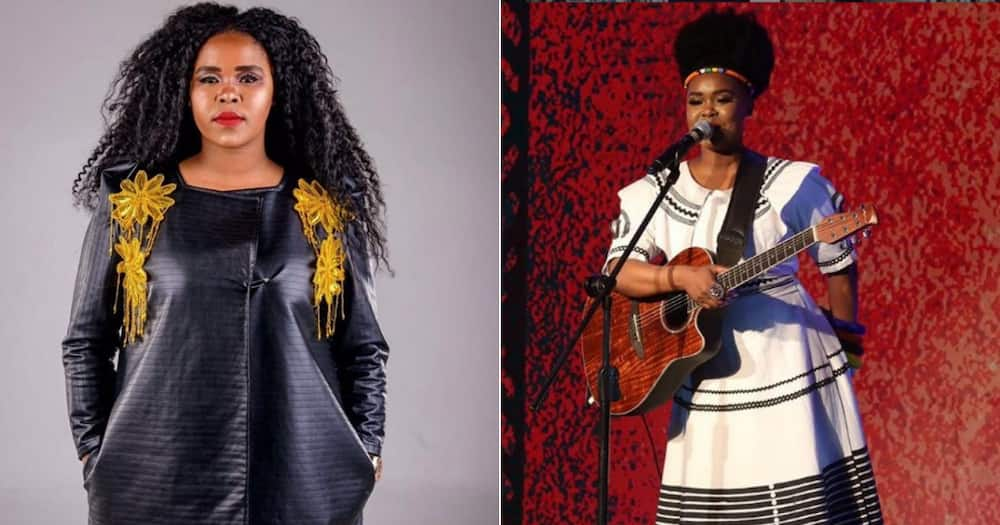 Zahara mourns death of brother as 2020 claims yet another