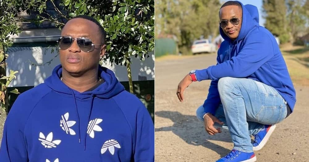 'Uyajola 9/9', fans slam, Jub Jub, for being rude, to a guy, who wanted help