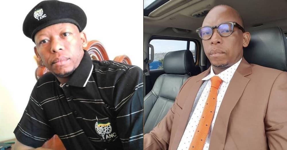 Eugene Mthethwa Speaks at Mjokes' Funeral, Disrupts Gauteng MEC's Speech